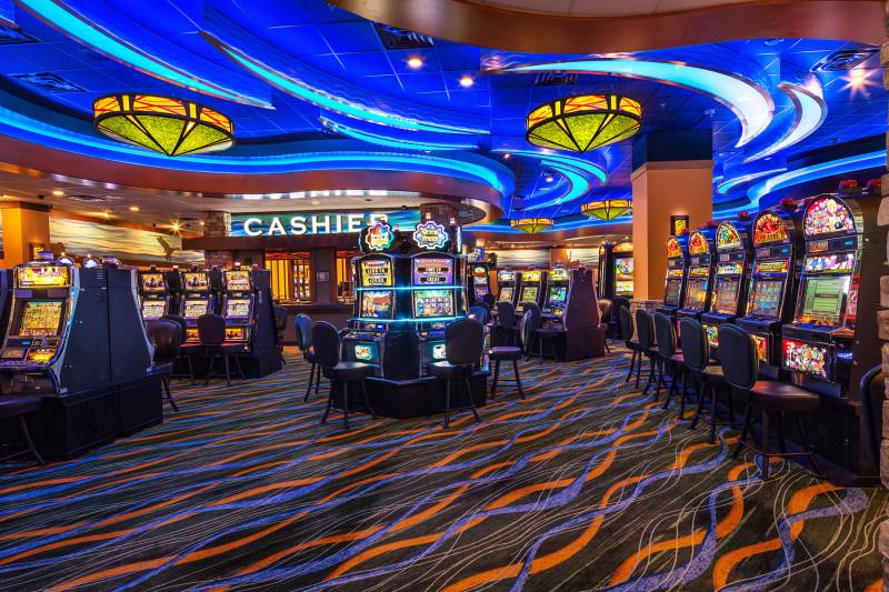 Mocheta personalizata pentru Casino